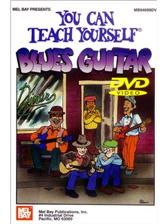 You Can Teach Yourself Blues Guitar Books and DVDs / Videos | Guitar, Guitar Tab
