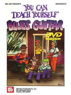 You Can Teach Yourself Blues Guitar DVDs / Videos | Guitar