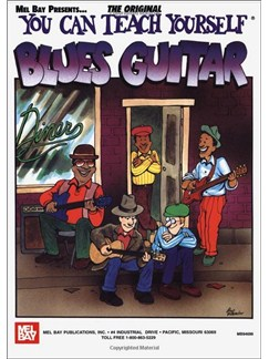 You Can Teach Yourself Blues Guitar Books, CDs and DVDs / Videos | Guitar, Guitar Tab