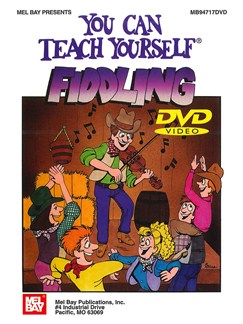 You Can Teach Yourself Fiddling DVDs / Videos | Violin