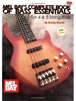Complete Book of Bass Essentials Books and DVDs / Videos | Bass Guitar