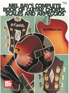 Complete Book of Guitar Chords, Scales, and Arpeggios Books | Guitar