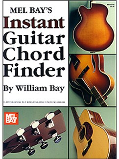 Instant Guitar Chord Finder Books | Guitar