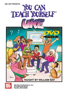 You Can Teach Yourself Uke DVD DVDs / Videos | Ukulele