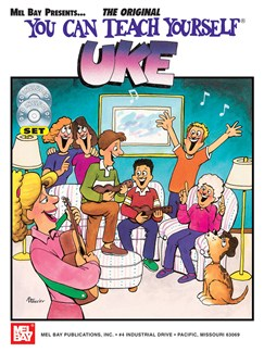 You Can Teach Yourself Uke (Book, CD And DVD) Books, CDs and DVDs / Videos | Ukulele