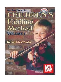 Children's Fiddling Method Volume 1 Books and CDs | Violin