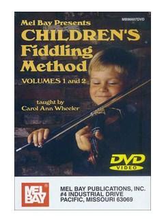 Children's Fiddling Method Volume 1 Books and DVDs / Videos | Violin