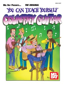 You Can Teach Yourself Country Guitar DVDs / Videos | Guitar