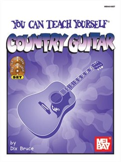 You Can Teach Yourself Country Guitar Books, CDs and DVDs / Videos | Guitar, Guitar Tab