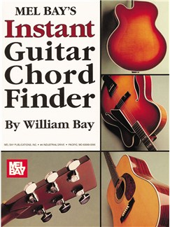Instant Guitar Chord Finder (Case-Size Edition) Books | Guitar