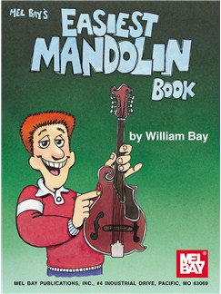 Easiest Mandolin Book Books | Mandolin