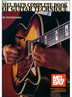 Complete Book of Guitar Technique Books | Guitar