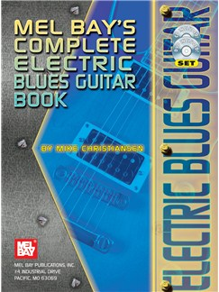 Complete Electric Blues Guitar Books, CDs and DVDs / Videos | Guitar, Guitar Tab