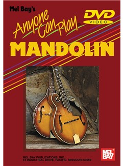 Anyone Can Play Mandolin - DVD DVDs / Videos | Mandolin