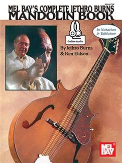 Jethro Burns/Ken Eidson: Complete Jethro Burns Mandolin Book (Book/Online Audio) Books and Digital Audio   Mandolin