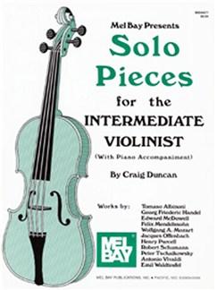 Solo Pieces for the Intermediate Violinist Books | Violin