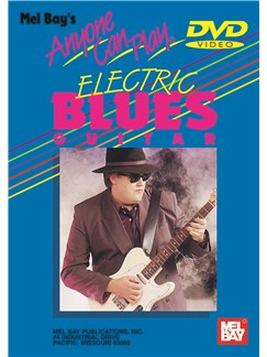 Anyone Can Play Electric Blues Guitar DVDs / Videos | Guitar