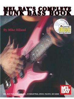 Complete Funk Bass Books and CDs | Bass Guitar, Bass Guitar Tab