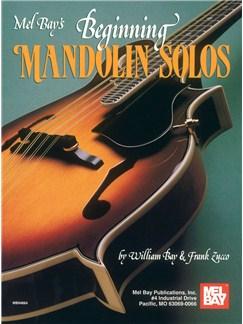 Mel Bay's Beginning Mandolin Solos Books and CDs | Mandolin