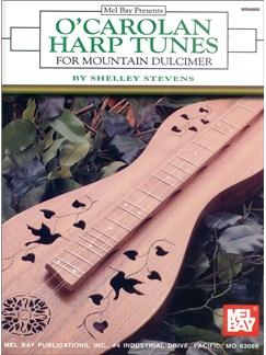 O'Carolan Harp Tunes for Mountain Dulcimer Books | Dulcimer