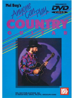Anyone Can Play Country Guitar DVDs / Videos | Guitar