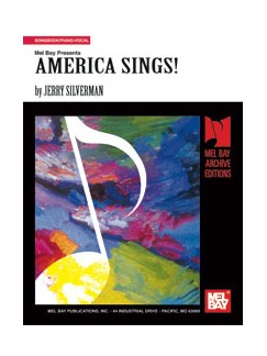 America Sings! Books | Piano, Voice