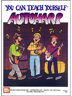 You Can Teach Yourself Autoharp Books | Autoharp, Zither