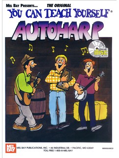 You Can Teach Yourself Autoharp Books and CDs | Autoharp, Zither