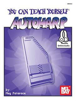 Meg Peterson: You Can Teach Yourself Autoharp (Book/Online Audio) Books | Harp