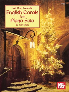 English Carols For Piano Solo Books | Piano