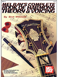 Complete Book of Harmony, Theory & Voicing Books | Guitar