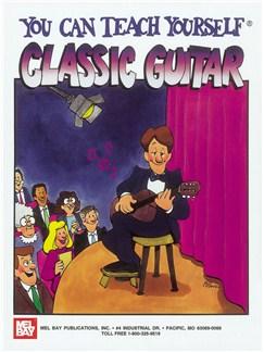 You Can Teach Yourself Classic Guitar Books | Guitar, Classical Guitar