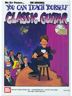 You Can Teach Yourself Classic Guitar Books and CDs | Guitar