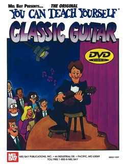 You Can Teach Yourself Classic Guitar Books and DVDs / Videos | Guitar