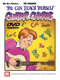 You Can Teach Yourself Guitar Chords Books and DVDs / Videos | Guitar