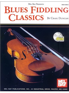Craig Duncan: Blues Fiddling Classics Books and CDs | Violin