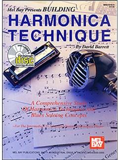 Building Harmonica Technique Books and CDs | Harmonica