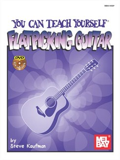 You Can Teach Yourself Flatpicking Guitar Books and DVDs / Videos | Guitar, Guitar Tab