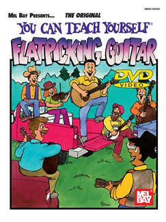 You Can Teach Yourself Flatpicking Guitar DVDs / Videos | Guitar, Guitar Tab