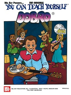 You Can Teach Yourself Dobro Books and CDs | Guitar Tab, Dobro