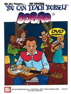 You Can Teach Yourself Dobro Books and DVDs / Videos   Guitar Tab, Dobro