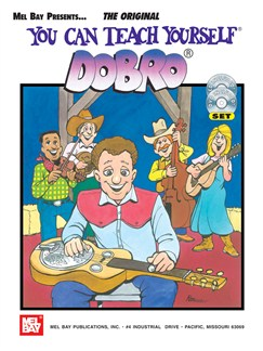 You Can Teach Yourself Dobro Books, CDs and DVDs / Videos | Guitar Tab, Dobro