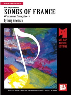 Songs of France Books | Piano, Voice