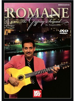 Romane - The Gypsy Sound In Nashville (DVD) DVDs / Videos | Guitar