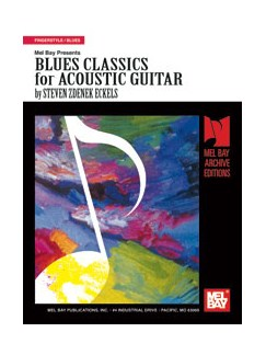 Blues Classics for Acoustic Guitar Books | Guitar, Guitar Tab