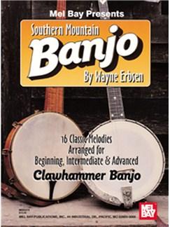 Southern Mountain Banjo Books   Banjo, Banjo Tab