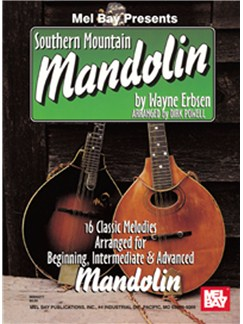 Southern Mountain Mandolin Books | Mandolin