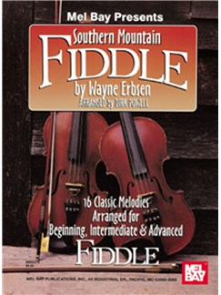 Southern Mountain Fiddle Books | Violin