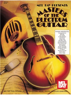 Masters of the Plectrum Guitar Books | Guitar, Guitar Tab