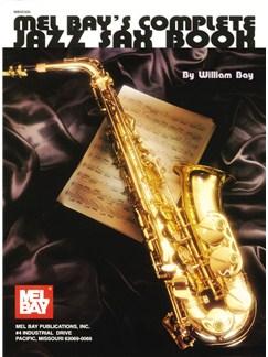 Complete Jazz Sax Book Books | Alto Saxophone